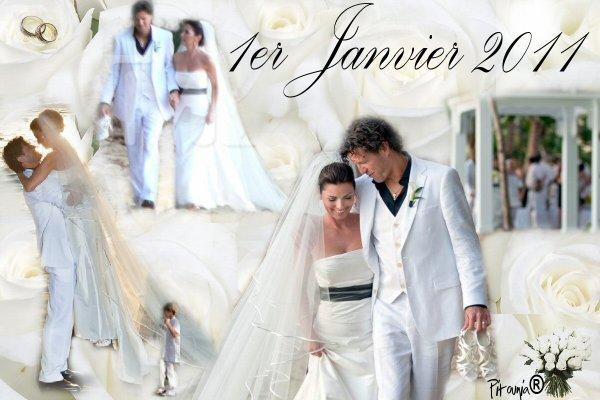 Mariage de Shania Twain