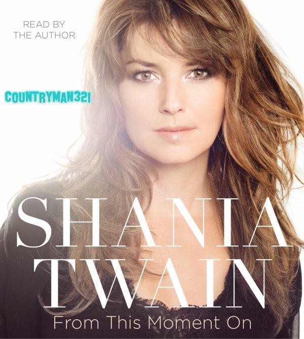 audiobook de Shania Twain 2011