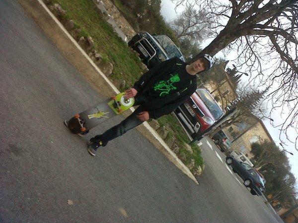 Le skate ~ (l)