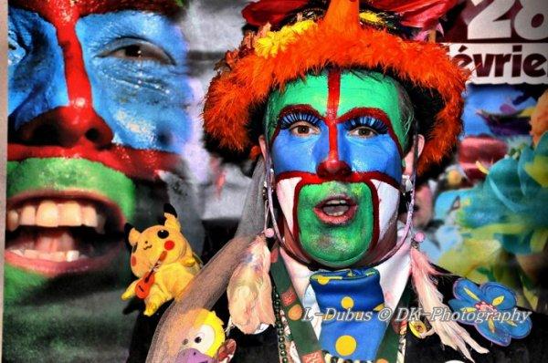 Carnavaleux haut en couleur !!!