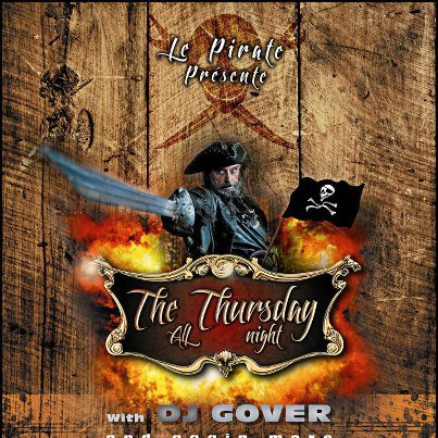 The Thursday all Night by Dj Gover