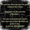 citation d' einstein
