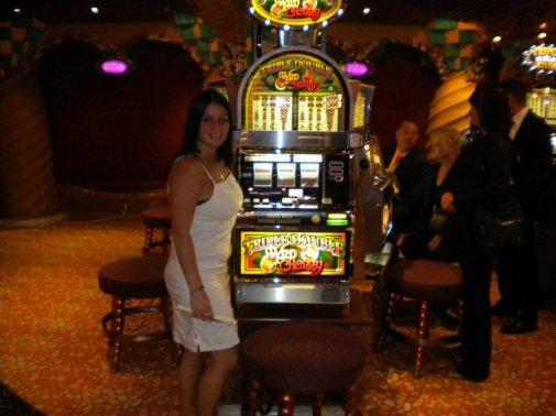 Au Casino sur le bateau !!!!!!!!