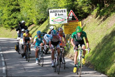 Critérium du Dauphiné 2011
