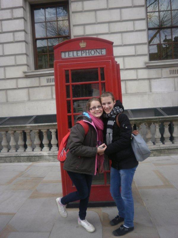 London avec les amours <3