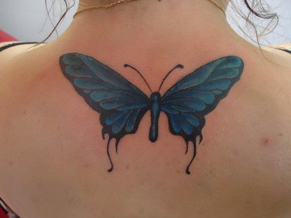 tattoo by cherry'nd body beauvais
