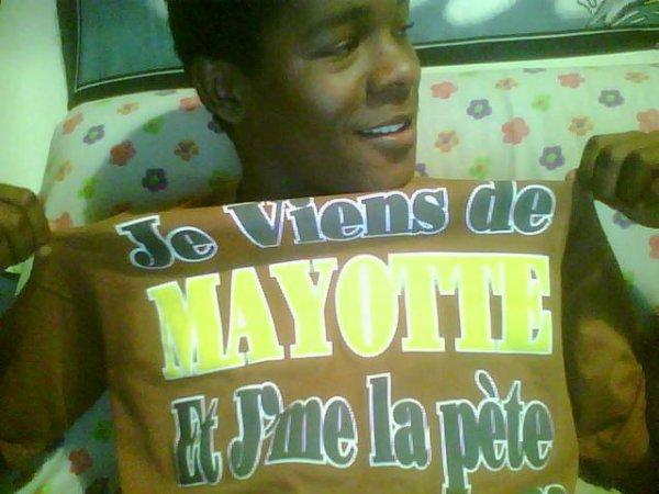 Moi je vien de mayotte