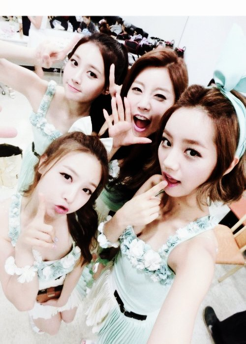 Anniv' 2 ans || EveryDay ~ ☼ Girl's Day ! ♫