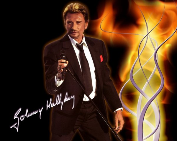 HOMMAGE A JOHNNY