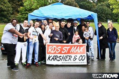 RDS st max, karcher