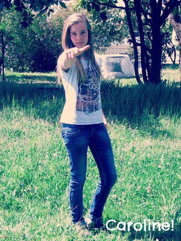 ~ Caroline .