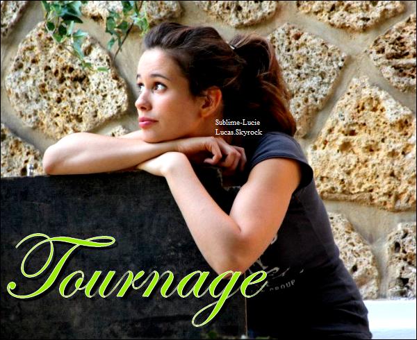 02/09/12 : Tournage