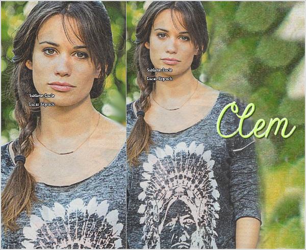 19/08/14 : Clem - Antonelle