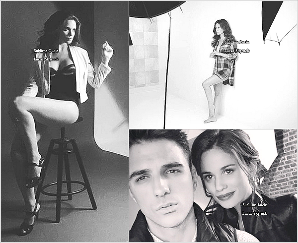 03/05/16 : News - Tournage - Photoshoot