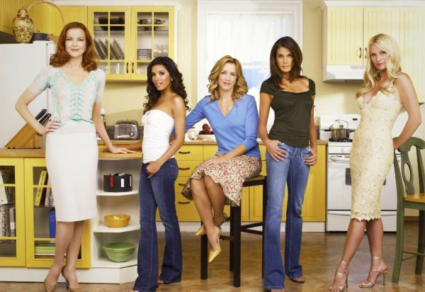 Bienvenue dans l'univers des Desperate Housewives