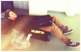 Les One Direction dorment part.4