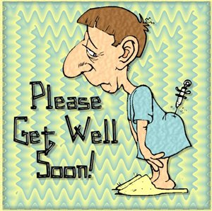 Get Well Soon Fafıt! =]