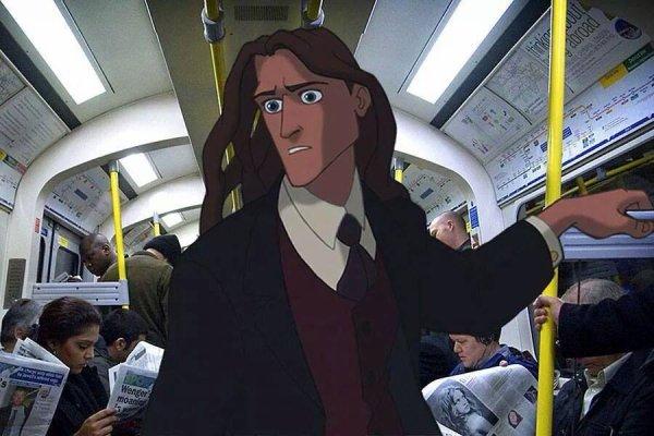 Tarzan in real life