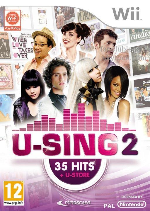 """. Le single de Jena Lee """"J'aimerai tellement"""" sur le jeu Wii : U-Sing 2 ! .  Defiez vos amis écoutez vos performance, et autres ! Achetez le jeu sans plus attendre ! Comme dirais Jena et Bieber : Go Buy It ! ."""