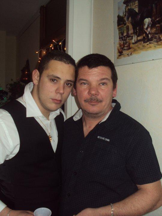 moi et mon ti papa