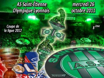 Coupe de la ligue : 8ème l'afiche