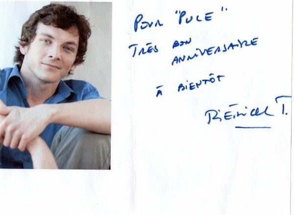Dédicace de Pierick Tournier