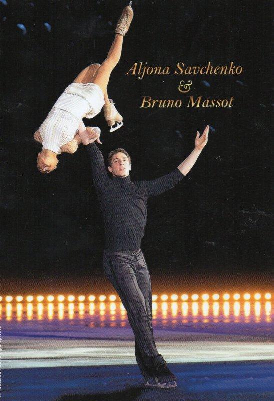 Bruno Massot et Alijona Savchenko