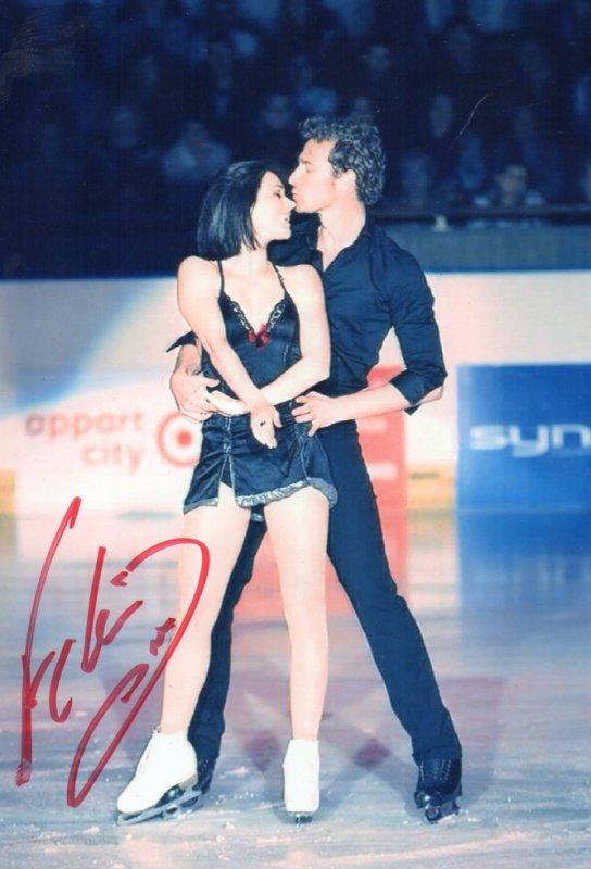 Autographe de Fabian Bourzat