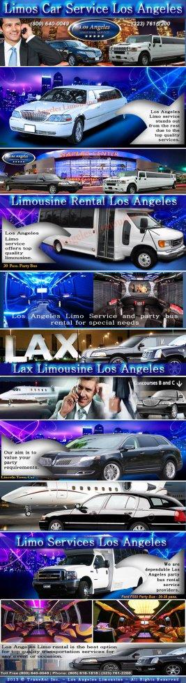 Limos Car Service Los Angeles