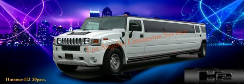 Limo services in Los Angeles