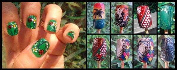 nail art ... un nouveau passe temps ^^