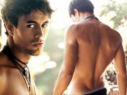 photo sexy d enrique iglesias