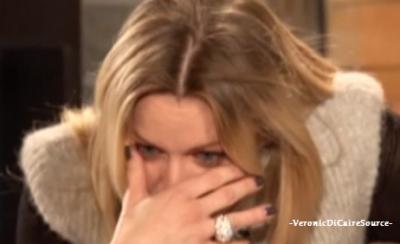 Quand elle pleure..