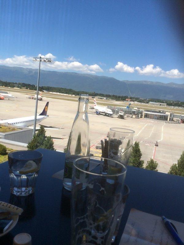 Genève aéroport :)