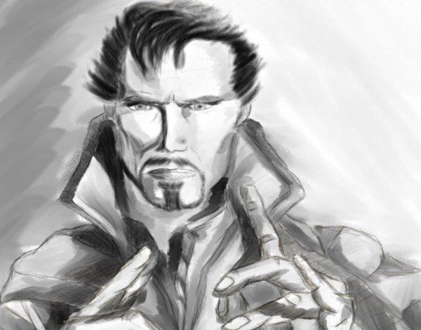 Docteur Strange Marvel