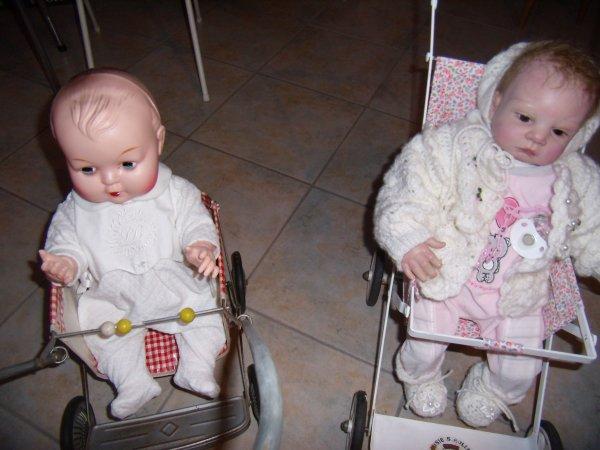 POupon Kader et Olivia