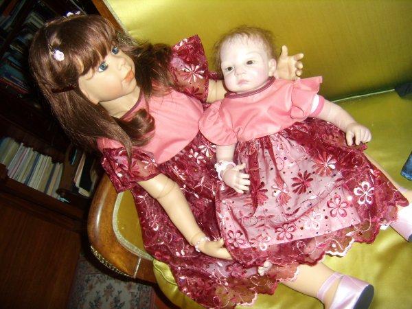 Robe de la petite soeur