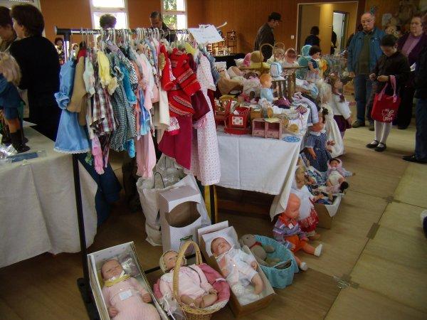 Expo de poupées de Vincelles