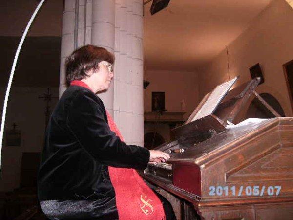 Concert du 7 Mai 2011