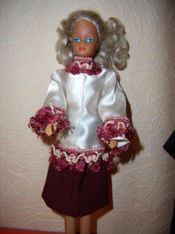 Habits pour Barbie et Ken