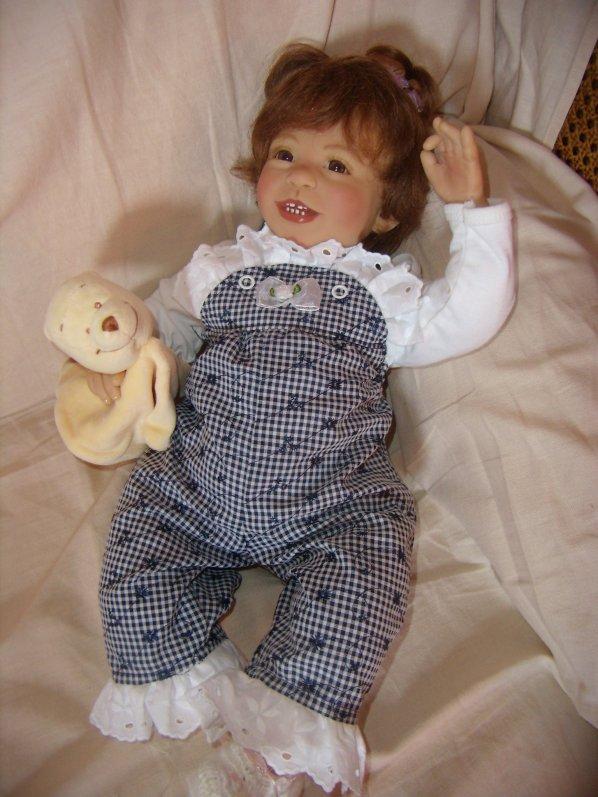 Marlies,petite fille allemande