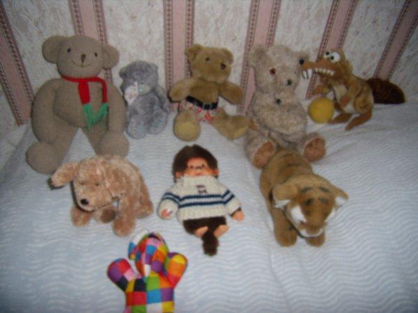 Je vends une partie de ma collection de poupées - Avis aux intéressées !