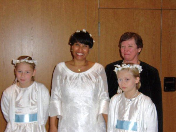 Mariage de samedi