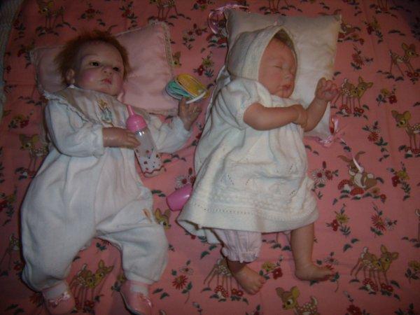 Olivia et Audrey