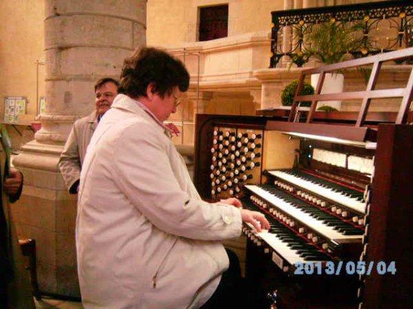 Journée à Nevers dimanche 5 Mai