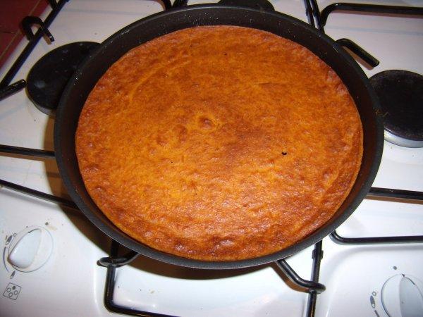 Gâteaux faits pour le déjeuner de demain avec la chorale
