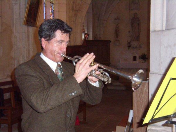 Concert de la chorale hier à Chevannes