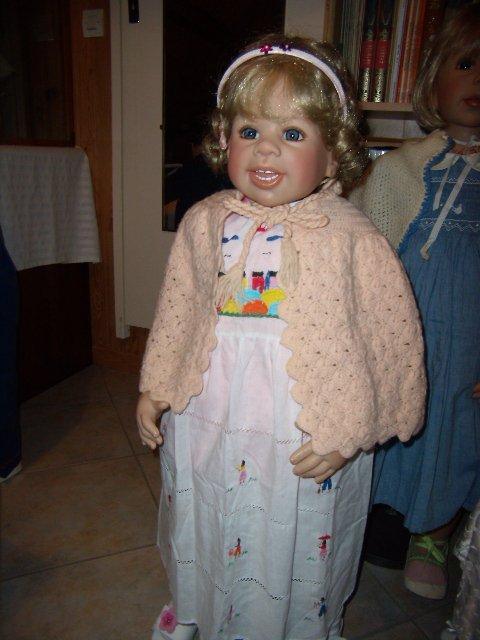 Les robes de ma fille !