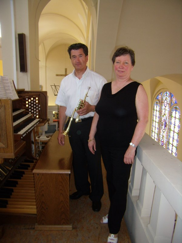 Concert du 21 juin orgue et trompette