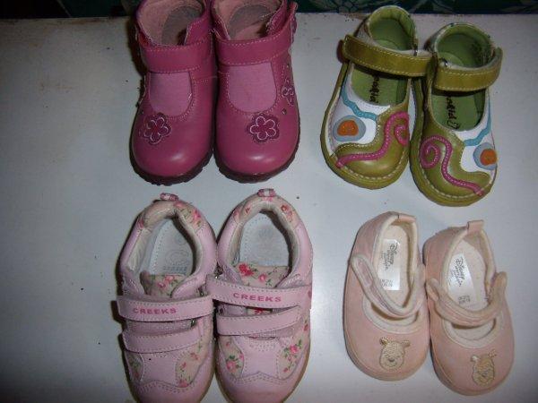 Chaussures à vendre du 19 au 22